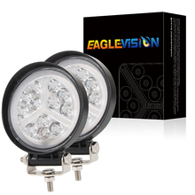 Two Modes Waterproof Round 168W LED Work Driving Light Spot