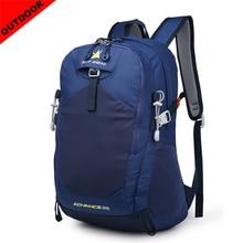 Nylon Waterproof Bag Men Outdoor Sport Backpack Male Women Travel Backpacks 2018 Hiking Climbing