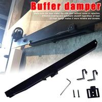 Soft Close Mechanism Buffer Damper Sliding Barn Door Hardware Durable Accessory DC120 Air Cushion Machine     -