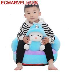 Leniwy chłopiec krzesełko dziecięce Silla Princesa Cameretta Bimbi Pufy Do Siedzenia Chambre Enfant Infantil dzieci dziecko sofa dla dzieci w Sofy dziecięce od Meble na