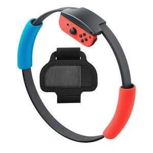 Кольцо для фитнеса ringfit Adventure Регулируемый эластичный ремешок для ног спортивный ремешок кольцо-Con Grips Leg Joy-Con для Nintendo Switch NS