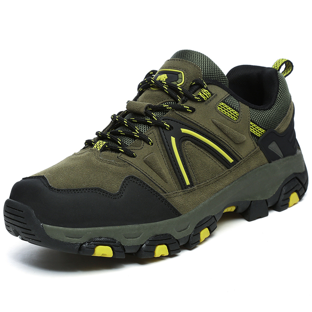 Zapatos de senderismo para hombre botas t cticas de escalada
