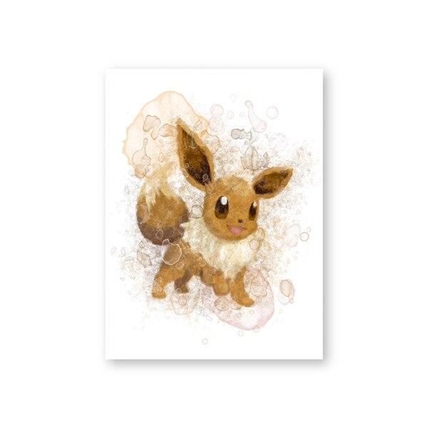 Pokemon-Watercolor-Wall-Art-Canvas-Posters-Painting-Pikachu-Eevee-Squirtle-Vulpix-Charmander-Wall-Pictures-Print-Kids.jpg_640x640 (5)