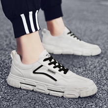 Men Casual Shoes Light Comfort Flats Shoes New Fashion Class