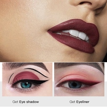 New Colorful Gel Eyeliner 15 Colors Eyeliner Waterproof Smudge-proof Long Lasting Shimmer Eyeliner Make-up berrisom g9 first auto gel eyeliner 10