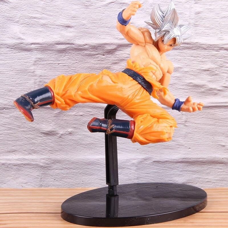 Dragon ball Figurine Son Goku Ultra Instinct Son Goku Fes! vol 8