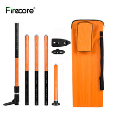 FIRECORE 3.36M Laser Level Extend Bracket  Telescopic Rod 5/8 and 1/4 Interface Elongation Support Stand