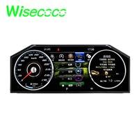 wisecoco 12.3 inch dashboard lcd Panels Instrument display 1920x720 Original new LA123WF5 SL01 high brightness 780nits