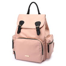 Ankommling Diaper Bag New Fashion Multi-Function Mummy Backpack Waterproof Fashion Diaper Bag Baby Bags for Mom Maternity Bag