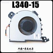 Вентилятор для ноутбука LENOVO L340-15 / L340-15API CPU охлаждающий вентилятор DC28000E0F0