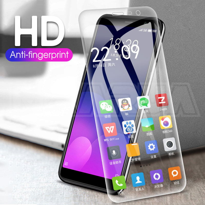 9H Tempered Glass On For Meizu C9 Pro V8 X8 Screen Protector For Meizu M8 Lite Note 9 8 Pro 6 7 Plus Protective Glass Film Case