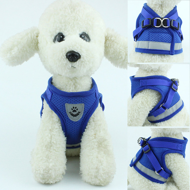 Reflective Puppy Harness 4