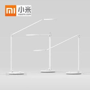 XIAOMI MIJIA Mi lampa stołowa Pro LED Smart read lampa biurkowa student office lampa stołowa gięcie krotnie nocna lampka nocna Mihome APP