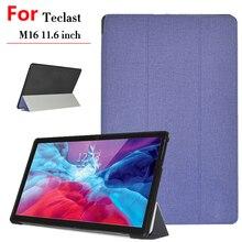 Новинка чехол для Teclast M16 Tablet PC, защитный чехол из искусственной кожи для Teclast M16 11,6 дюймов + стилус для пленки