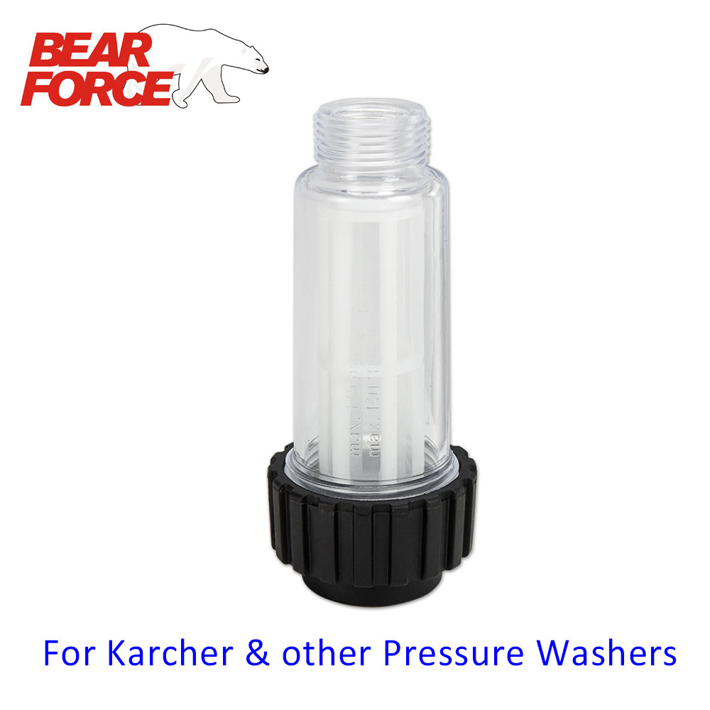 Car Washer Water Filter For High Pressure Cleaners  - Karcher / Interskol / AR / Nilfisk / Elitech/ Lavor/ Huter/ BOSCHE