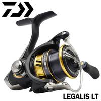 Daiwa Spinning Fishing Reel LEGALIS LT 1000D/6000D H Light & Touch body LC ABS Metail Spool 4KG 12KG Power Ultraleve 190g 330g