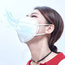 Anti Infection N95 Protective Face Mask 95% Filtration KN95 Masks Antivirus PM2.5  Anti-dust mask Features as KF94 FFP2