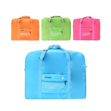 Tote Luggage Bag Nylon Large Capacity Travel Men And Women Weekend Bags Clothing Organizer Personal Storage Packing