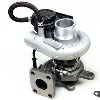 td025 turbo 28231 27000 49173 02412 49173 02410 Turbocharger for Hyundai Elantra Trajet Tucson Santa Fe 2.0 CRDi D4EA gaskets