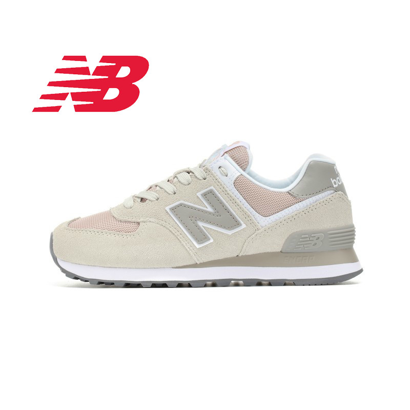 New Balance NB Official 2019 New Women's Shoes AIR MAX Retro Casual Shoes Comfortable Cushioning Low To Help WL574WNA