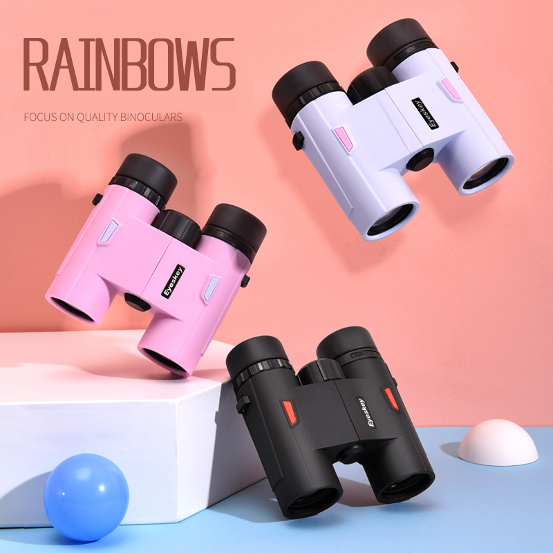 Eyeskey 8x32 HD High Quality Compact Binoculars with Bak4 Prism Telescope Fully Multi Coated for Outdoor