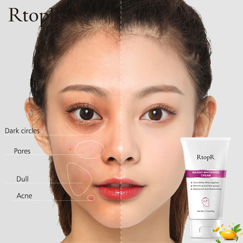 RtopR Whitening Cream Body Whitening Concealer Moisturizing Anti-wrinkle Lifting Firming Facial Cream Skin Care Products 60g 1