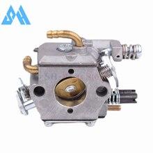 Substituição do carburador para mp16 MP16-7 52cc motosserra carb 2 tempos motor 4500 5200 5800 motosserra gasolina ferramentas jardim tubo