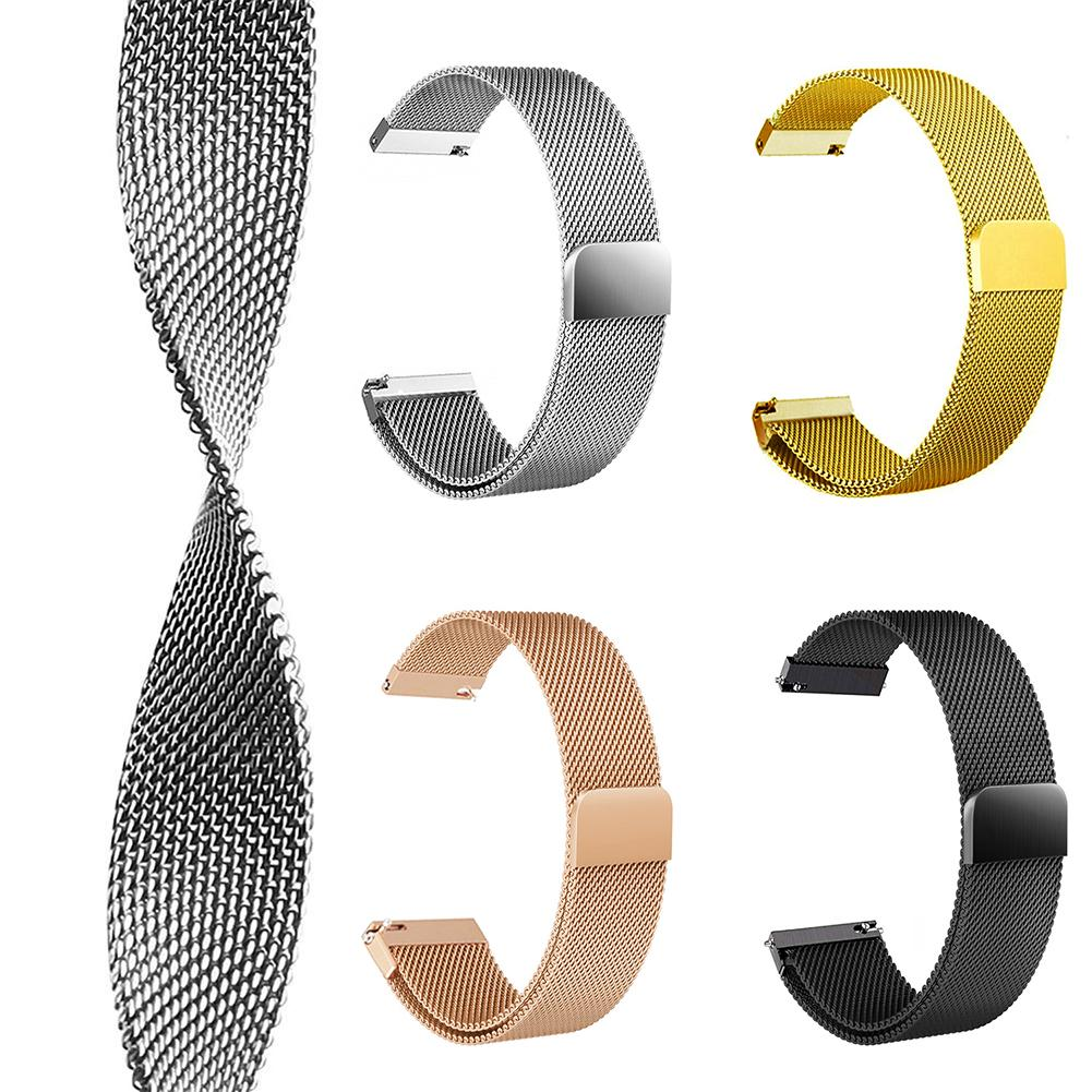 Luxury Stainless Steel Strap Replacement Watchband Wrist Band Strap For MK Sofie MK Runway Smart Watch Accessies