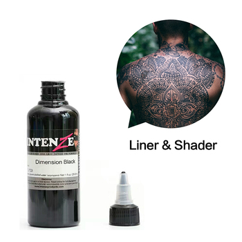 100ML/BOTTLE Tattoo Ink Permanent Body Arts Paint Micro Pigment Eyebrow Eyeliner Lip Body Tattoo Art Beauty Tools
