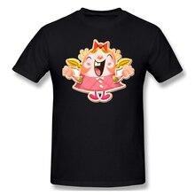 Candy Crush T Shirt Red T-Shirt Candy Crush Tiffi Men Fashio
