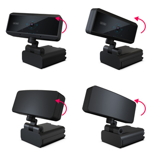 Image 5 - Cámara Web Digital Full HD 1080P con enfoque automático, USB, micrófono, ordenador, 5 megapíxeles