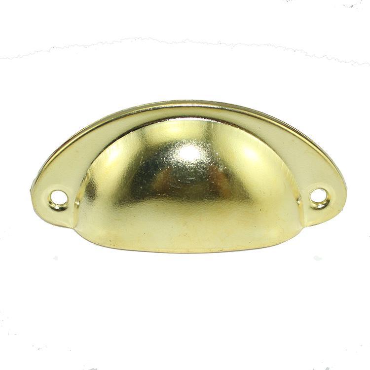 1 шт. ретро металл для ящика кухонного шкафа дверные ручки мебельные ручки, фурнитура антикварный шкаф Железный корпус ручки - Цвет: Gold