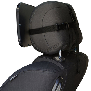 Image 3 - Adjustable Baby Car Mirror Car Back Seat Safety View Rear Ward Facing Car Interior Baby Kids Monitor Reverse Safety Seats Mirror