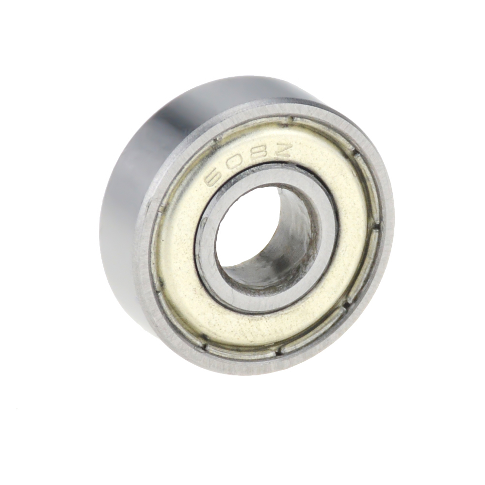10pcs/lot Double Shielded Miniature High-carbon Steel Single Row 608ZZ 8x22x7mm Miniature Deep Groove Ball Bearing 8*22*7mm