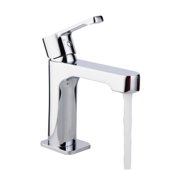 GAPPO Basin Faucet Water Tap Faucet  for Bathroom Solid Brass Chrome Single Handle Waterfall Sink Tap Mixer 9