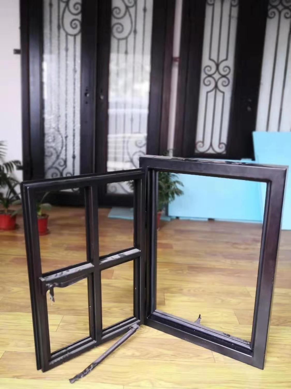 Factory Wholesale Customized Steel French Door