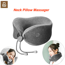 Youpin  LF Neck Pillow Massage Instrument Electrical Shoulder Back Body Massagers Infrared Sleep For Office Home Travel