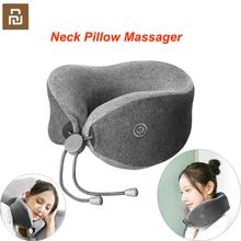 Youpin LF צוואר כרית עיסוי מכשיר חשמל כתף חזרה גוף לעיסוי אינפרא אדום שינה עבור משרד בית נסיעות