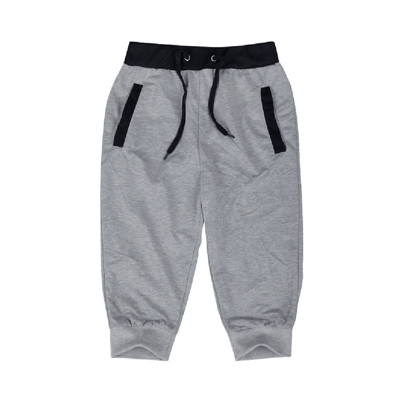 New Mens Shorts Summer Casual Knee Length Shorts Joggers Fashion Men   Short Sweatpants  Trousers Roupa Masculina Homme Clothes