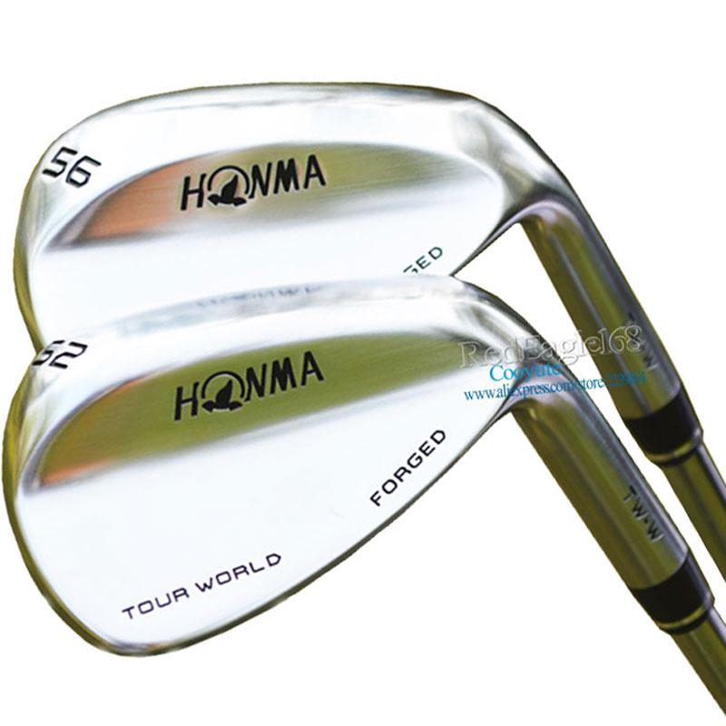 New Golf Clubs HONMA TOUR WORLD TW-W Golf Wedge 7 Degree Wedge Golf  Steel Shaft Clubs Wedge Free Shipping