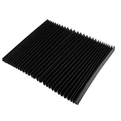 11.2 x 2.3 x 0.78 Flexible Accordion Dust Cover for Milling Machine
