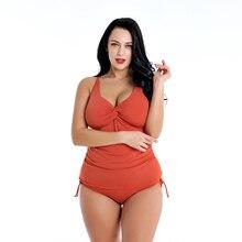 bikinis 2019 woman brazilian swimwear sexy push-up Vintage Style swimming suit for women plus size Bikini