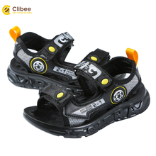 Clibee Children's Sandals Fashion Boys Casual Sport Summer Beach Sandals Non-Slip and Lightweight Sport shoes 26-37