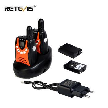 Retevis RT602 Walkie Talkie dzieci akumulator 2 szt 0 5W radio dziecięce z baterią urodziny noworoczny prezent walkie-talkie tanie i dobre opinie CN (pochodzenie) Przenośne 1 5 km 0 5w PMR 446MHz orFRS 462+467MHz 115X55X28mm PMR 8 or FRS 22 ABS+PC Orange 62g piece