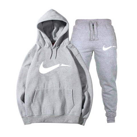 Winter Autumn Men Hoodie sweatshirt jacket+ joggers sweatpants man printing suits sportwear Tracksuit Fight Color Brand clothing Lahore
