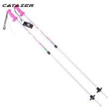 Cane Ski for Children Ski-Pole 70 1-Pair 105cm Snowboard-Sticks Extension-Type Catazer