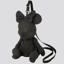 Новинка плюшевый рюкзак disney сумка через плечо с принтом темных
