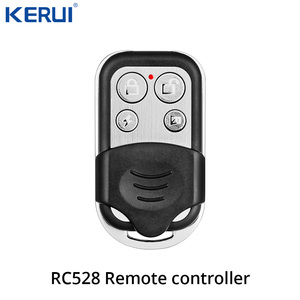 Image 5 - K52  WIFI GSM Home Burglar Alarm LCD Large Touch Screen Security Intruder System APP Control