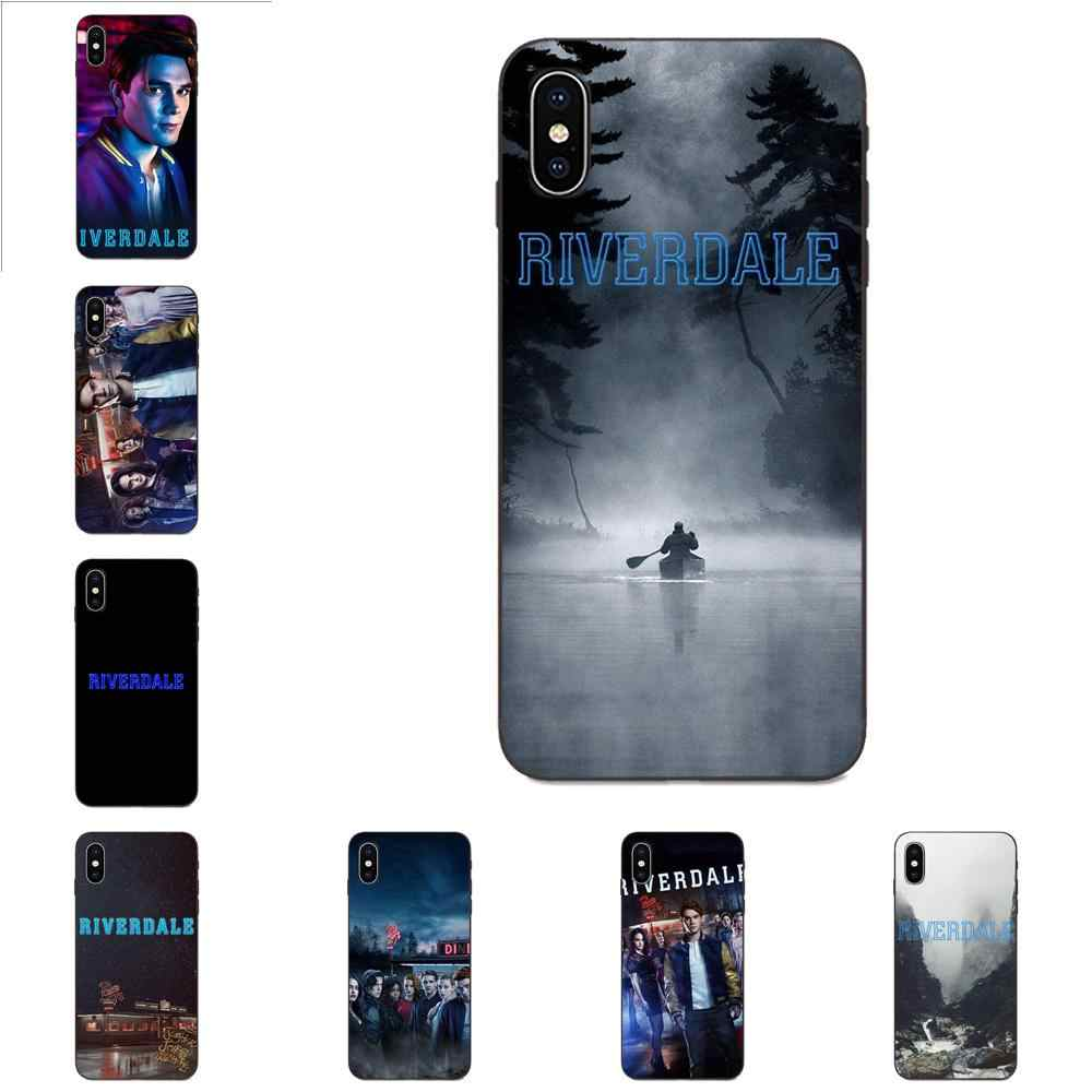 Popular Tv Riverdale For Huawei Mate 9 10 20 P8 P9 P10 P20 P30 Lite Mini Play Pro P smart Plus Z 2017 2019 Soft TPU Cool Best