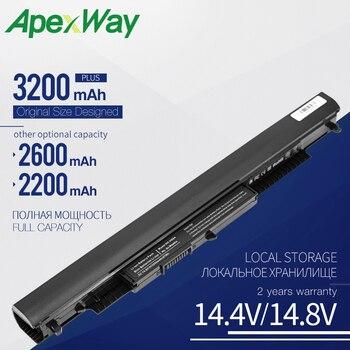 Apexway Laptop Battery for HP HSTNN-LB6U HSTNN-LB6V 807957-001 HS03 HS04 240 245 250 G4 14-ac0XX 15-ac0XX HSTNN LB6U Notebook PC hstnn lb6v hs04 hstnn lb6u hs03 laptop battery for hp 245 255 240 250 g4 notebook pc for pavilion 14 ac0xx 15 ac0xx